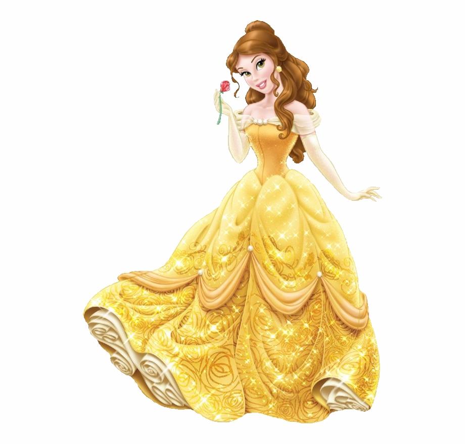 Princesas Disney Bella Png.