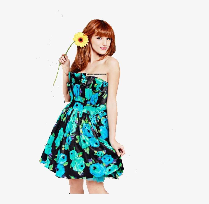 Bella Thorne Png [1].