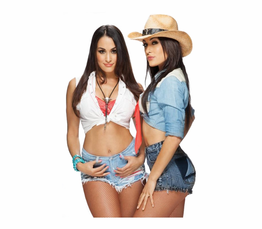 Bella Twins White Background Free PNG Images & Clipart Download.