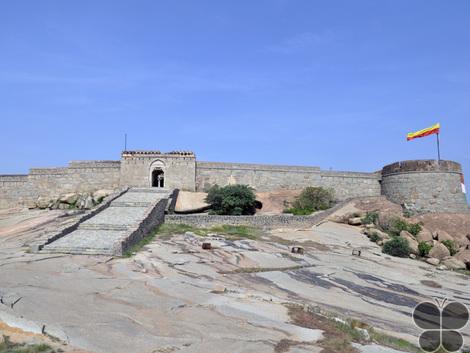 Bellary Fort, Bellary, Karnataka.