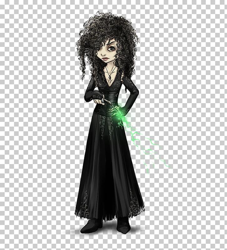 Bellatrix Lestrange Drawing Hogwarts Fan art Slytherin House.