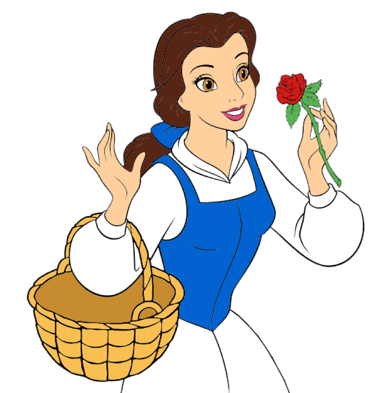 Disney Clipart Beauty And The Beast at GetDrawings.com.