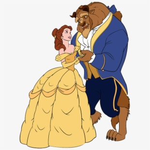 PNG Beauty And The Beast Cliparts & Cartoons Free Download.