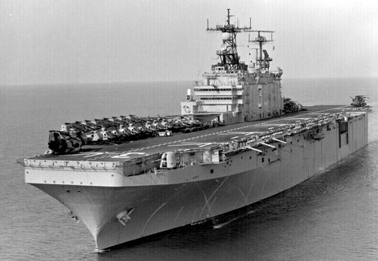 Amphibious Assault Ship (General Purpose) Photo Index LHA.