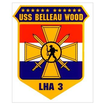 Uss Belleau Wood Posters.