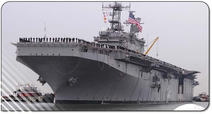 combatindex.com: LHA 3 : USS BELLEAU WOOD.