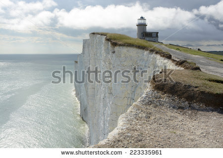 Beachy Head Stock Photos, Royalty.