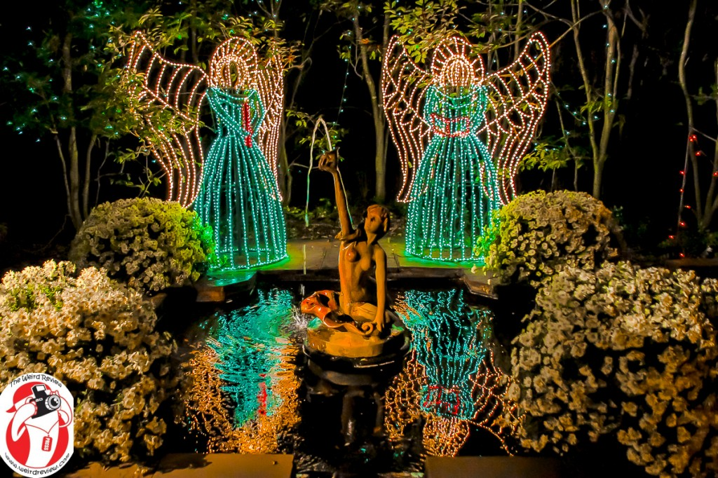 The Pandora Society » Bellingrath Gardens is tops in Christmas.