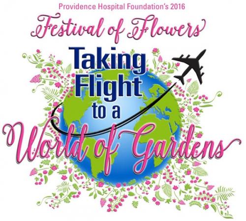 Providence Hospital's Festival of Flowers 2016.
