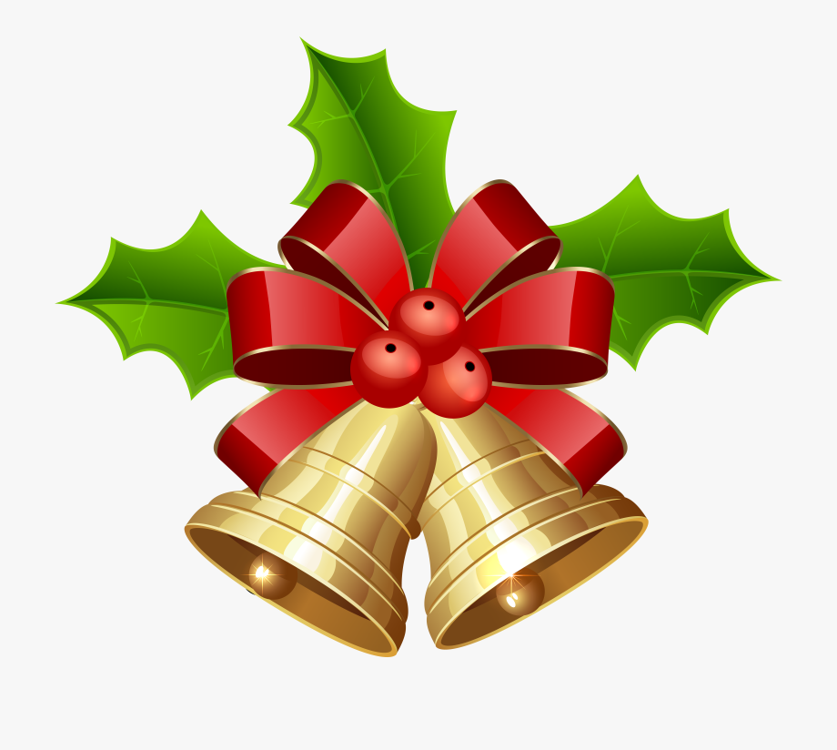 Christmas Tea, Christmas Bells, Christmas Clipart.