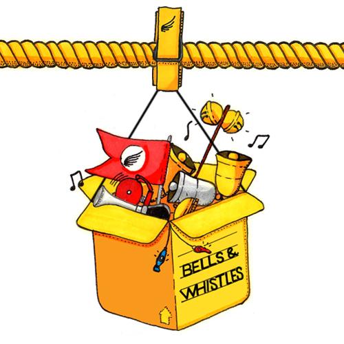 Bells & Whistles Trademark Registration Package.