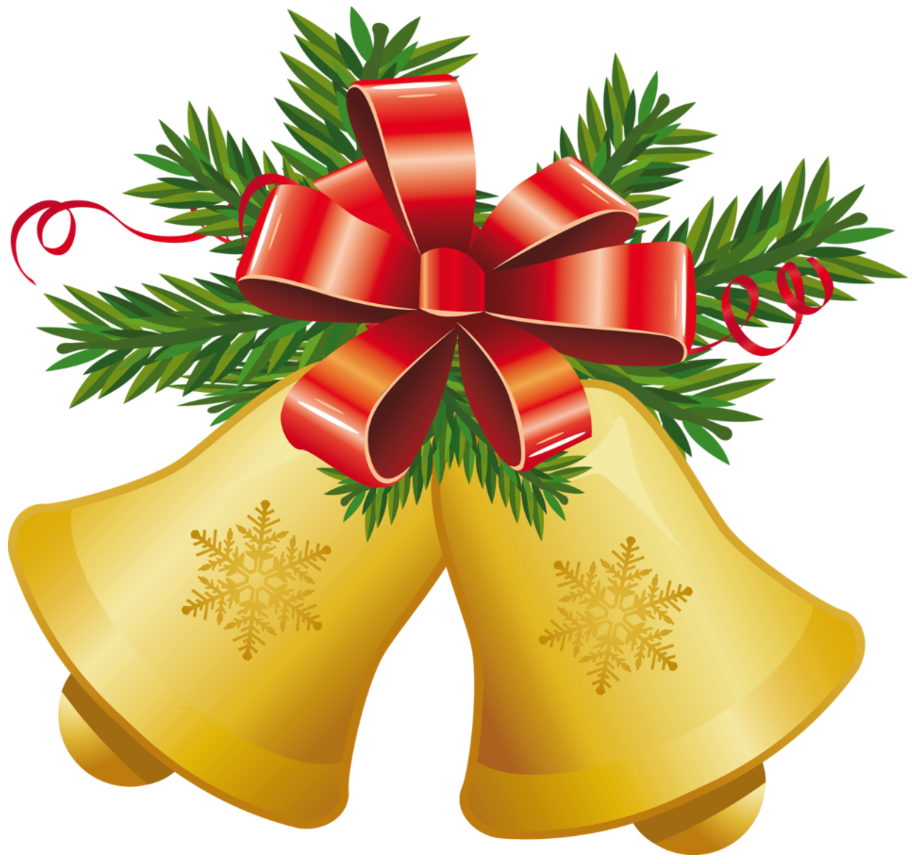 Christmas Bells Clipart.