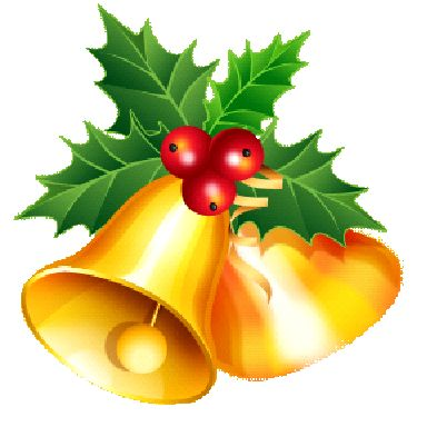 Christmas Bells Clipart.