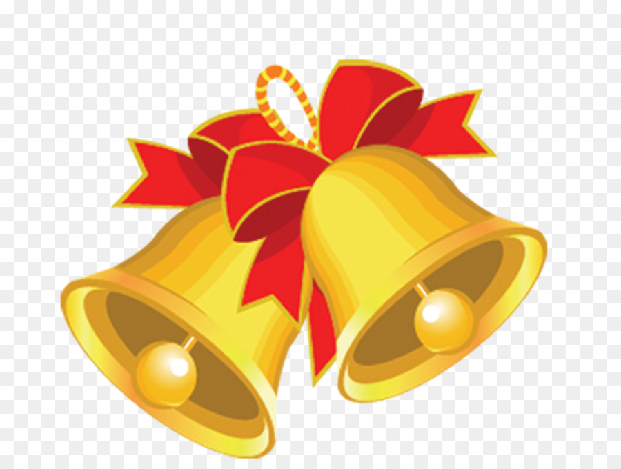 Download Free png Christmas Jingle bell Cartoon Clip art Creative.