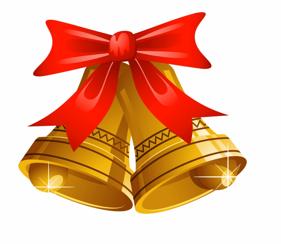 Download Christmas Bell Png Image.