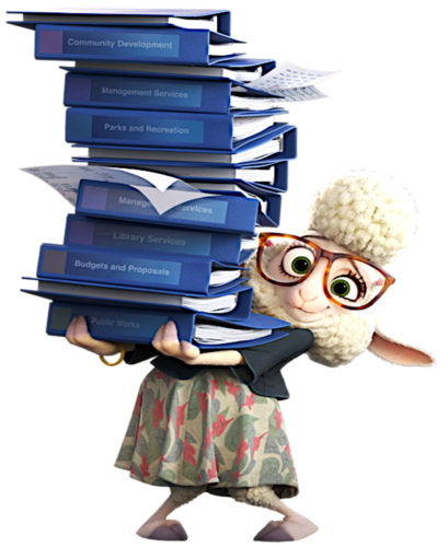 Zootopia images Bellwether HD wallpaper and background photos.