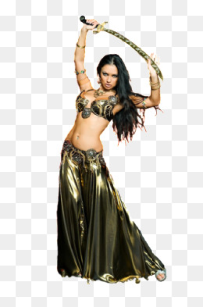 Belly Dance Png.
