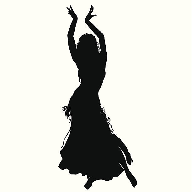 Best Belly Dancing Illustrations, Royalty.