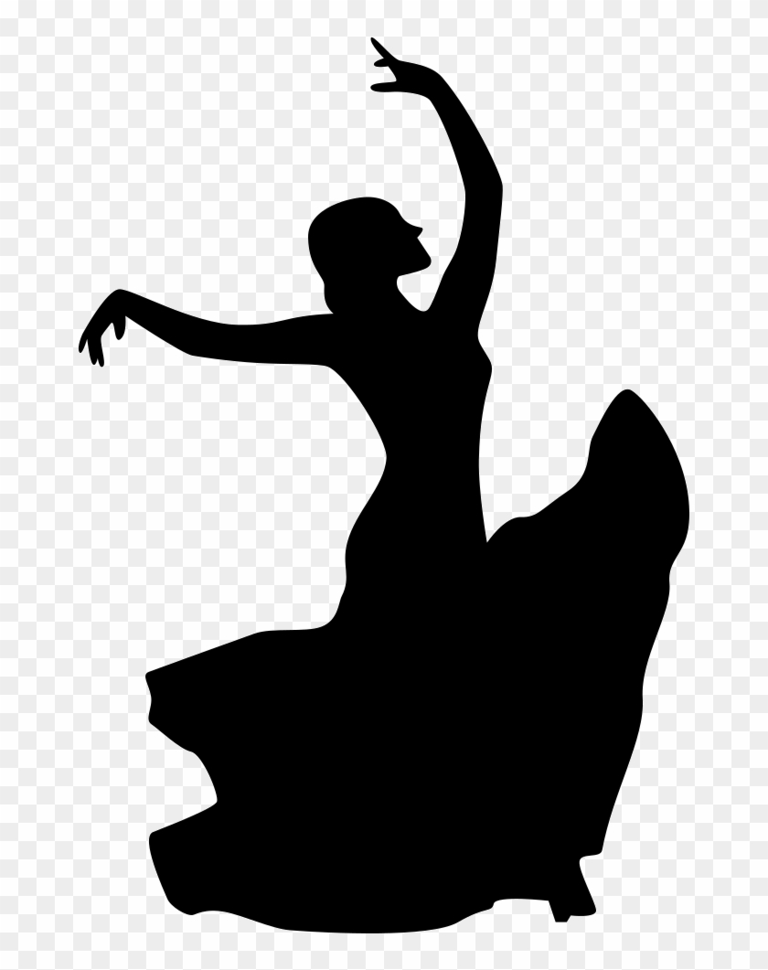 Belly Dance Silhouette At Getdrawings.