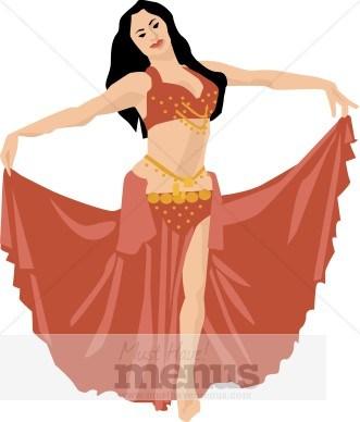 Belly dancer clipart 2 » Clipart Portal.