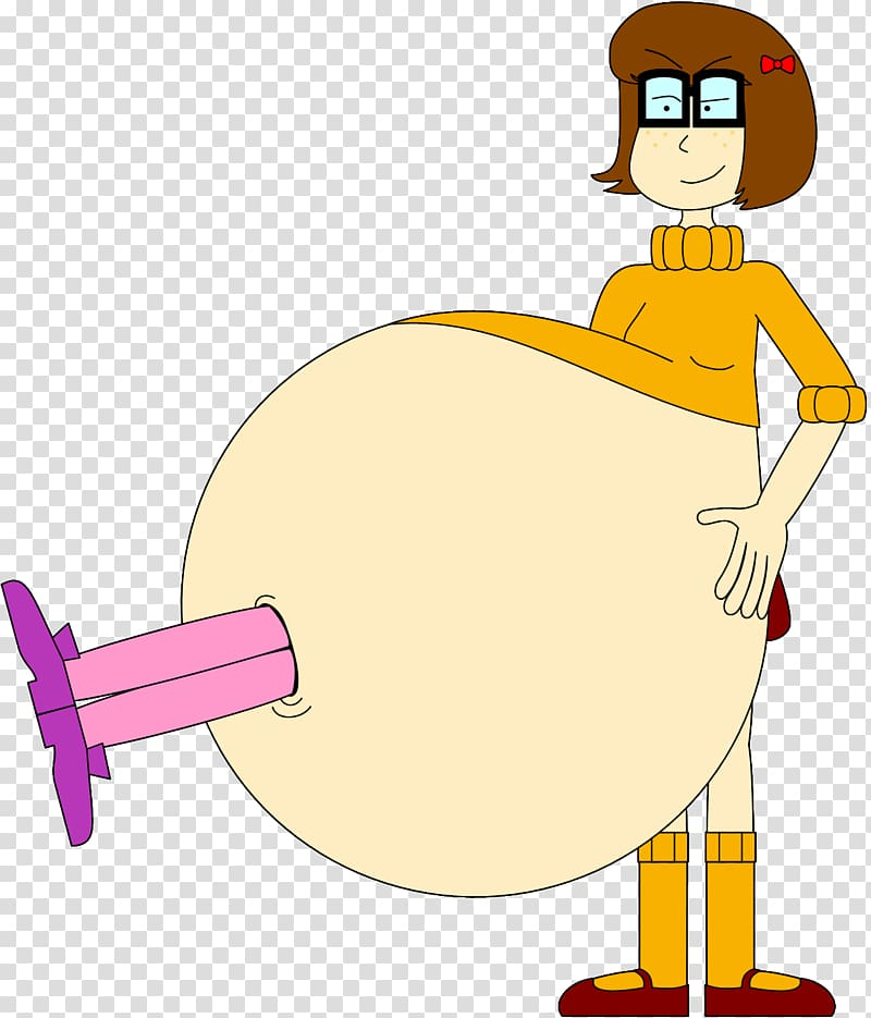 Daphne Velma Dinkley Navel Vorarephilia Art, belly button.