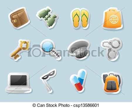 Personal belongings Illustrations and Clip Art. 133 Personal.