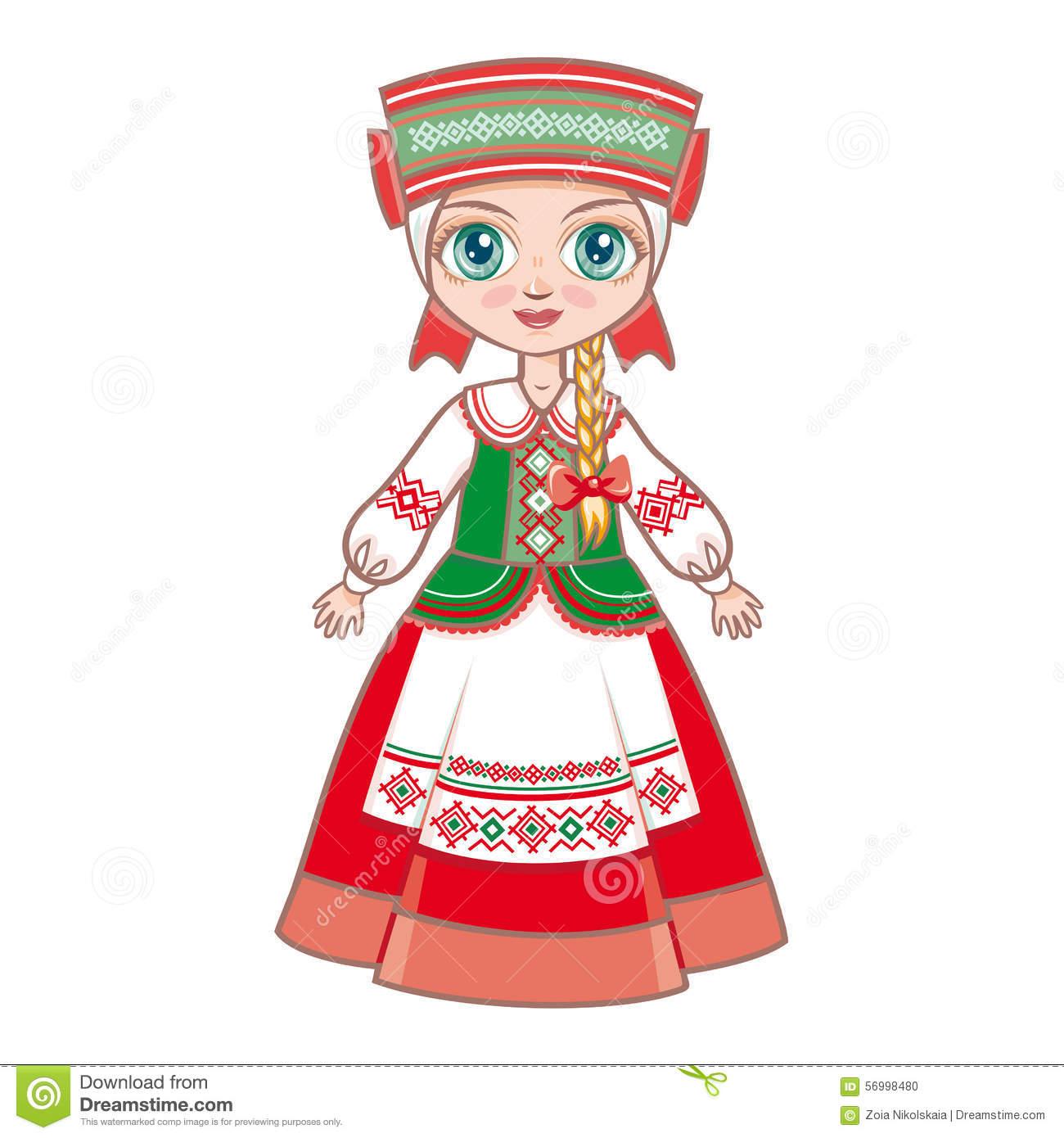 Belarusian Stock Illustrations.