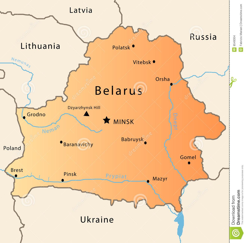 Belarus Stock Illustrations.