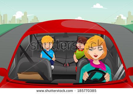 Seatbelt Stock Vectors, Images & Vector Art.