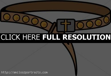 Belt Of Truth Clipart.
