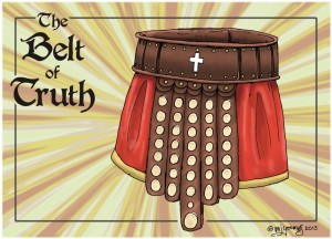 The Belt of Truth.