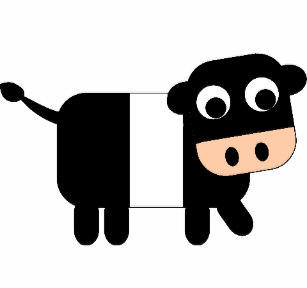 Belted Galloway Cattle Gifts on Zazzle AU.