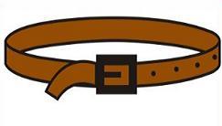 Free Belt Clipart.