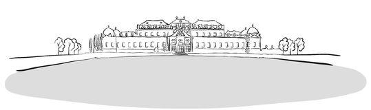 Belvedere Clipart by Megapixl.