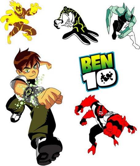 ben 10 clipart free download #3