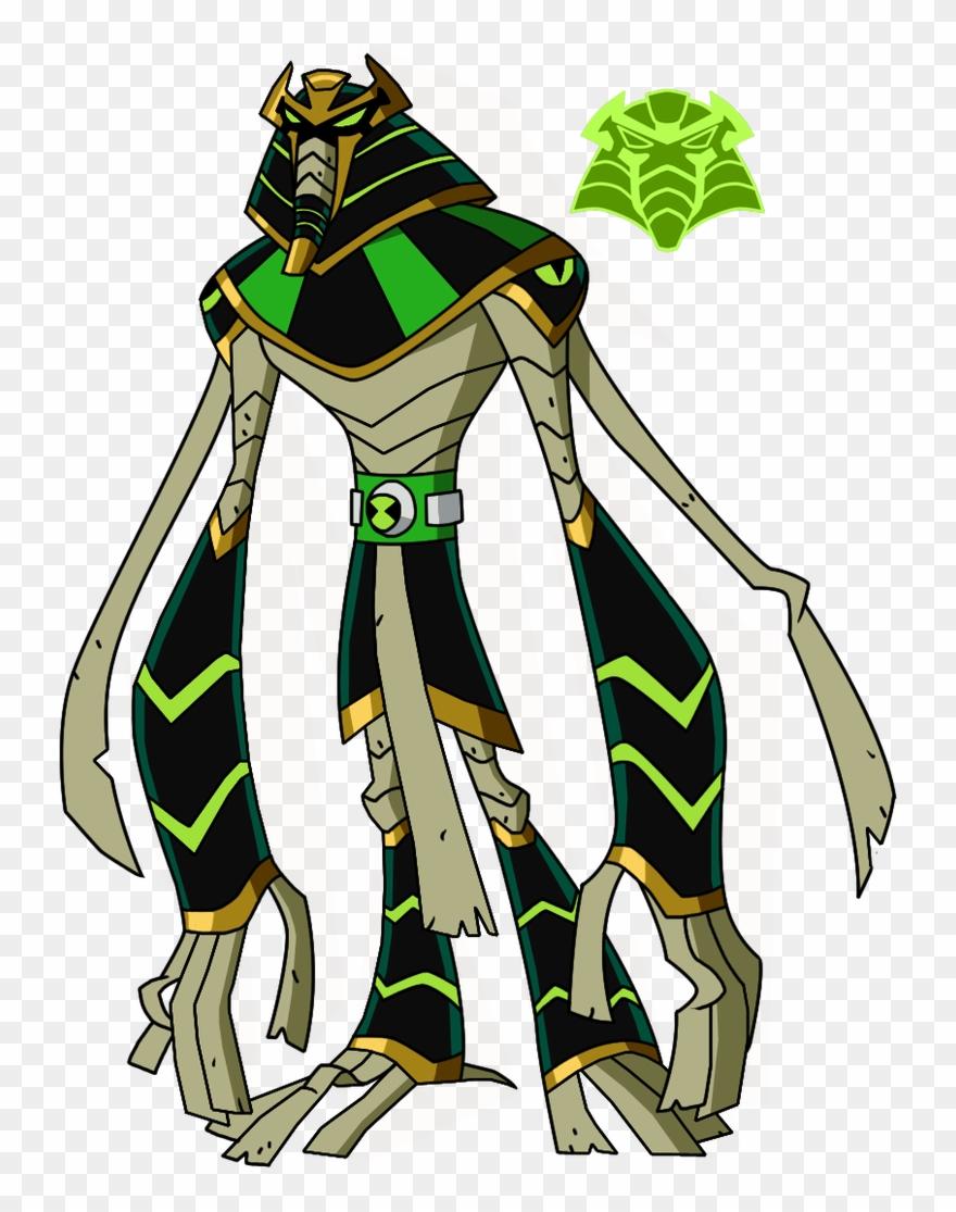 Ben 10 Omniverse Young Ben Aliens Clipart (#3932383.