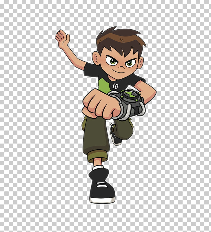 Ben Tennyson Ben 10 Cartoon Network Reboot, Cartoon Ben 10 PNG.