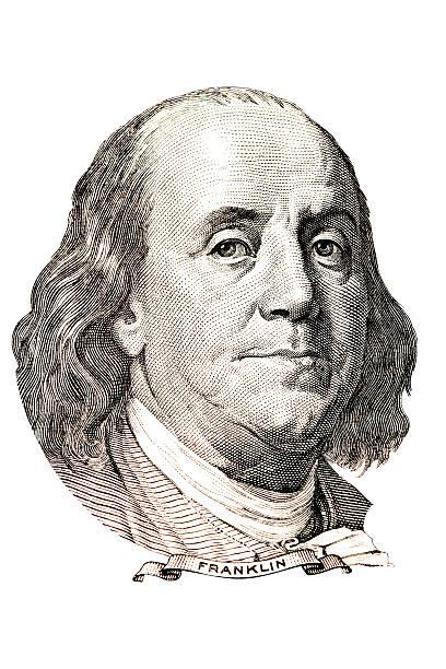 Best Benjamin Franklin Illustrations, Royalty.