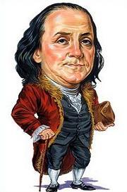 Free Benjamin Franklin Clipart.