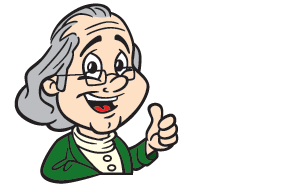 Ben Franklin Cartoons.