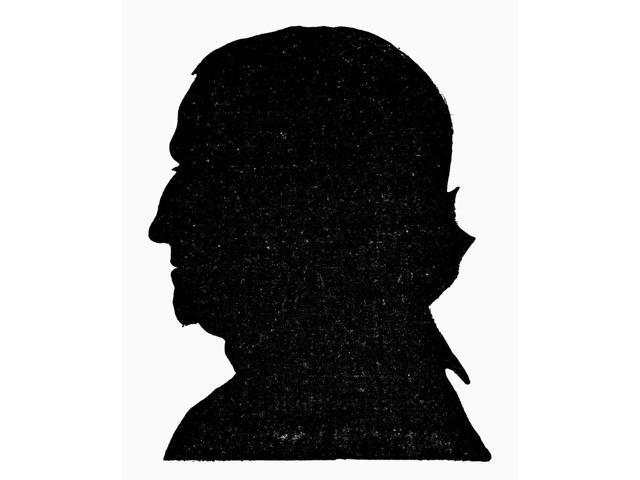 Benjamin Franklin Silhouette at GetDrawings.com.