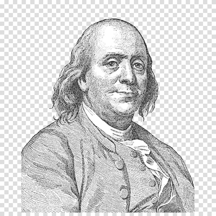 Franklin transparent background PNG cliparts free download.