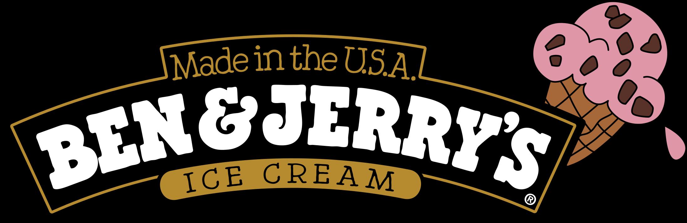 Download Ben & Jerry's Logo Png Transparent.