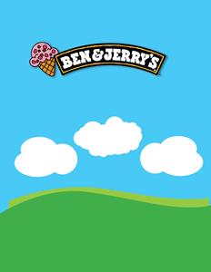 Ben & Jerry's Logo Vector (.EPS) Free Download.