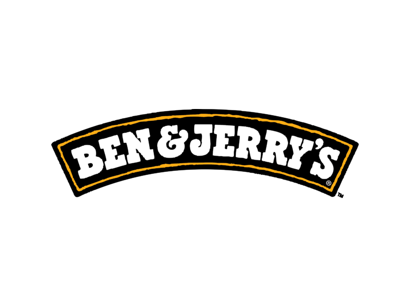 Ben and Jerry's Logo PNG Transparent & SVG Vector.