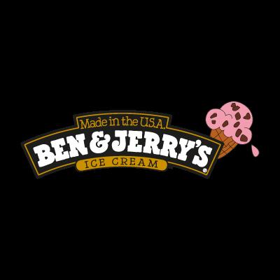 Ben & Jerry\'s vector logo download free.