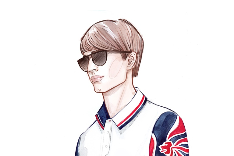 First look: Ben Sherman\'s collaboration with Team GB.