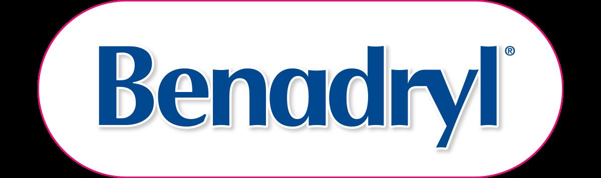 Benadryl logo download free clipart with a transparent.