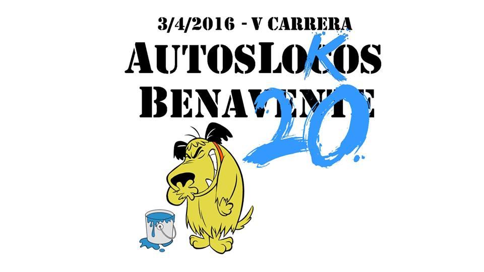 V CARRERA AUTOS LOKOS BENA20 2016.