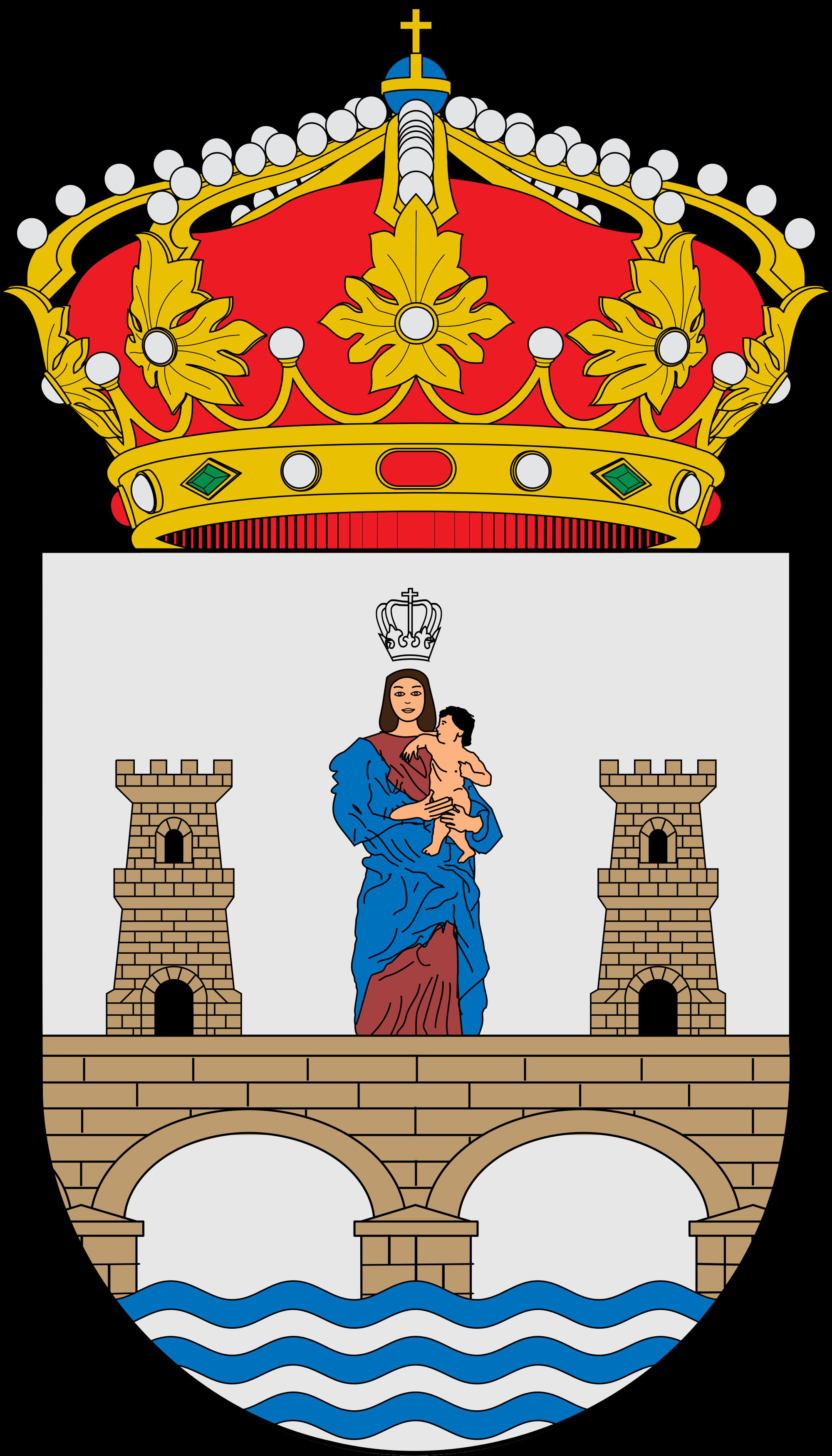 File:Escudo de Benavente.svg.